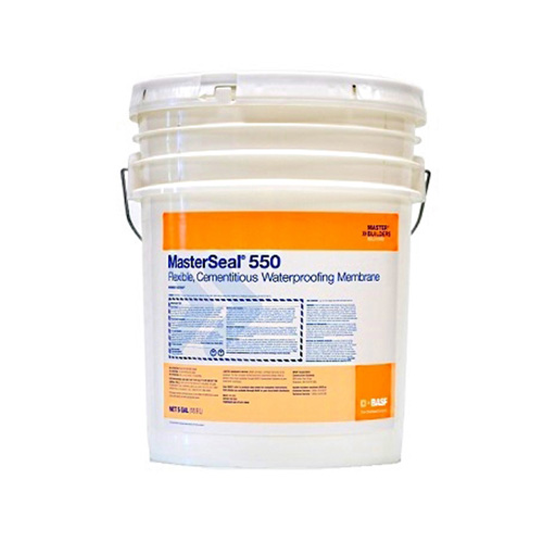 MASTERSEAL 550 Cementitious Waterproofing, dist. by Best Materials®